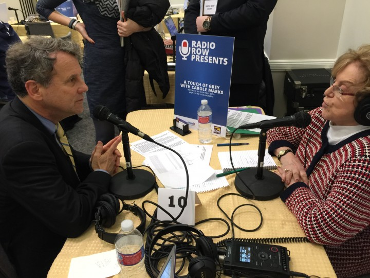 Carole Marks Families USA – SCOTUS hearings radio row …