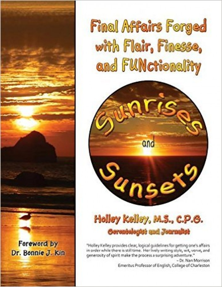 Sunsets: Final Affairs Forged with Flair, Finesse and FUNctionality