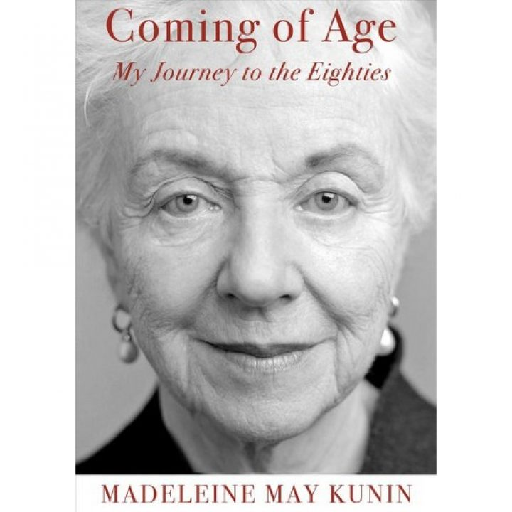 Coming of Age : My Journey to the Eighties – by Madeleine May Kunin