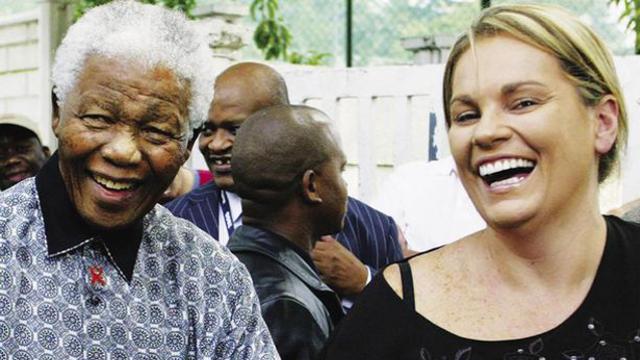 Memoir by Nelson Mandela's Most Trusted Assistant, Zelda la Grange