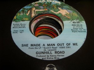 "40 years after their hit single ""Back When My Hair Was Short"" rocketed to the Top 10 in AM radio markets around the country - Gunhill Road is back."