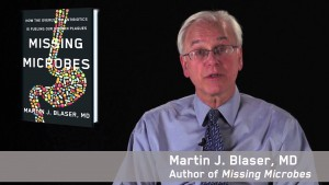 author of Missing Microbes:
