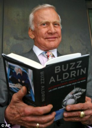Buzz Aldrin, 79, is keen for Earthlings to head to Mars instead of the Moon
