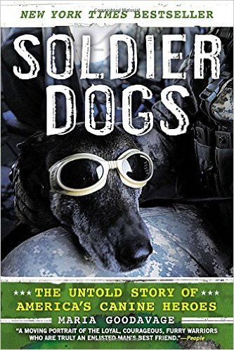 Soldier Dogs tells the amazing story of dogs who serve in the United States military.
