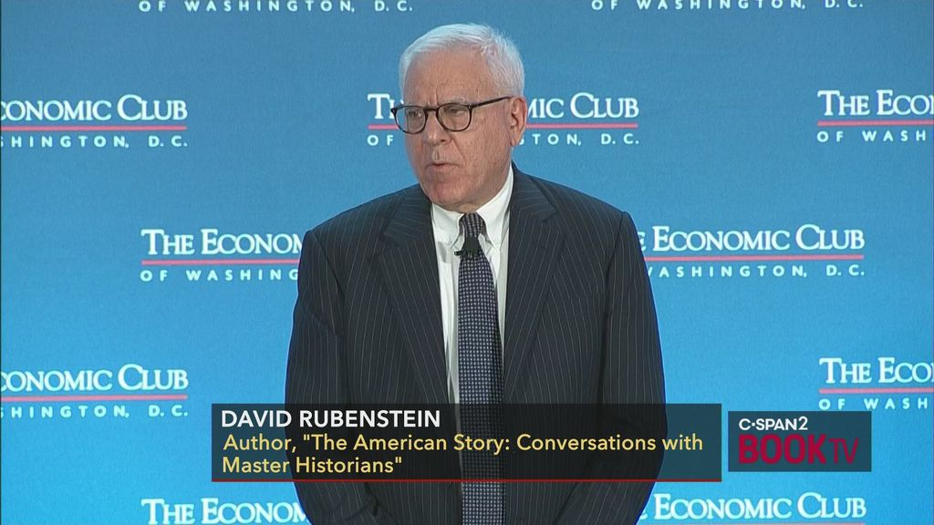 David M. Rubenstein (The American Story)