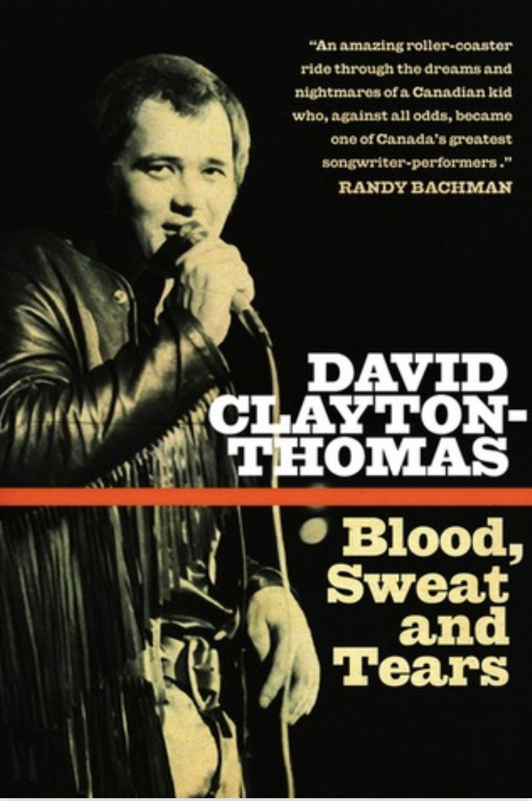 David Clayton-Thomas is a Grammy Award-winning Canadian musician, singer, and songwriter, best known as the lead vocalist of the American band Blood, Sweat & Tears.